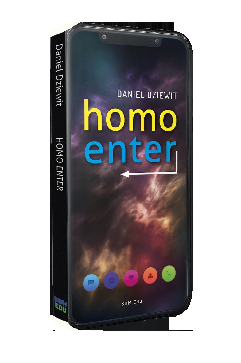 Homo Enter Front