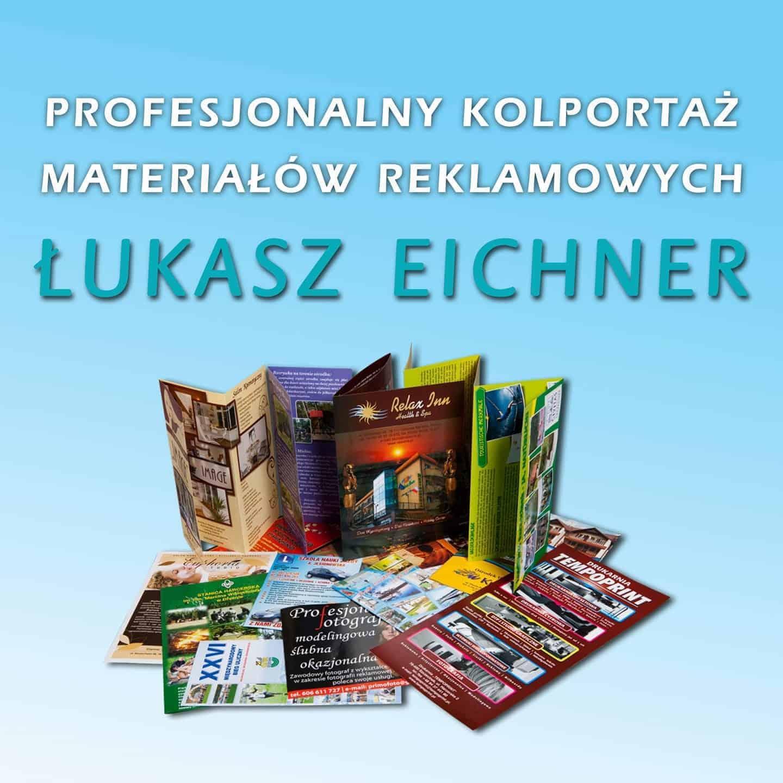 Łukasz Eicher Kolportaż Materiałów Reklamowych